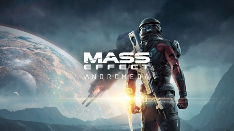 Mass Effect Andromeda OS X