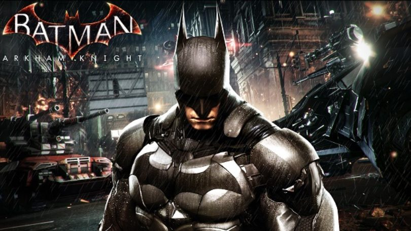 Batman Arkham Knight OS X