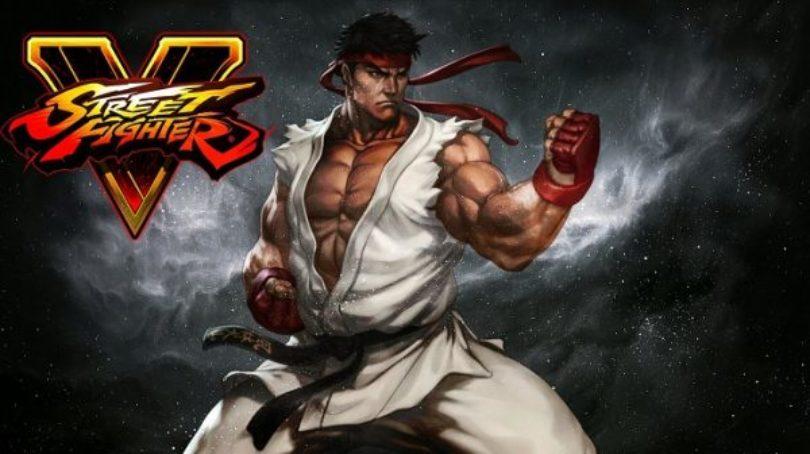 Street Fighter V OS X