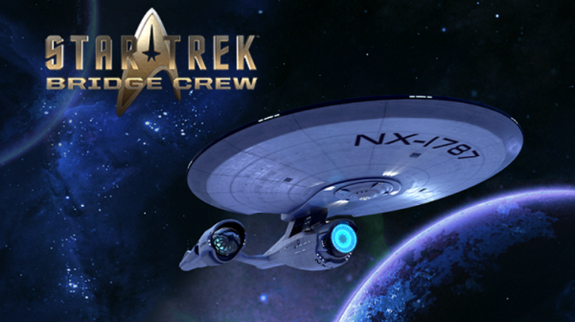 Star Trek Bridge Crew OS X