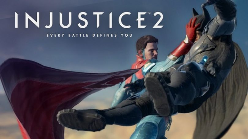 Injustice 2 OS X Complete VERSION Free 2017 Download