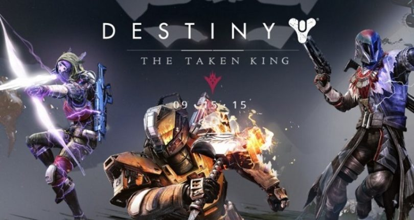 Destiny The Taken King OS X