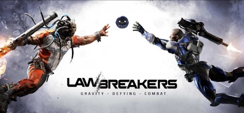 LawBreakers OS X
