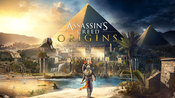 Assassins Creed Origins OS X