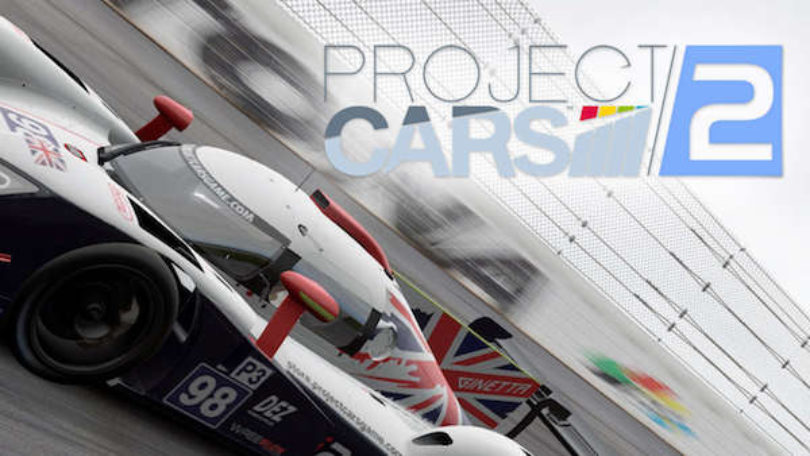 Project CARS 2 OS X