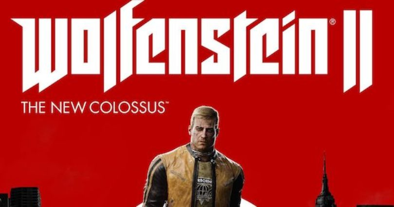 Wolfenstein 2 The New Colossus OS X