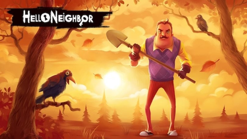 Hello Neighbor OS X
