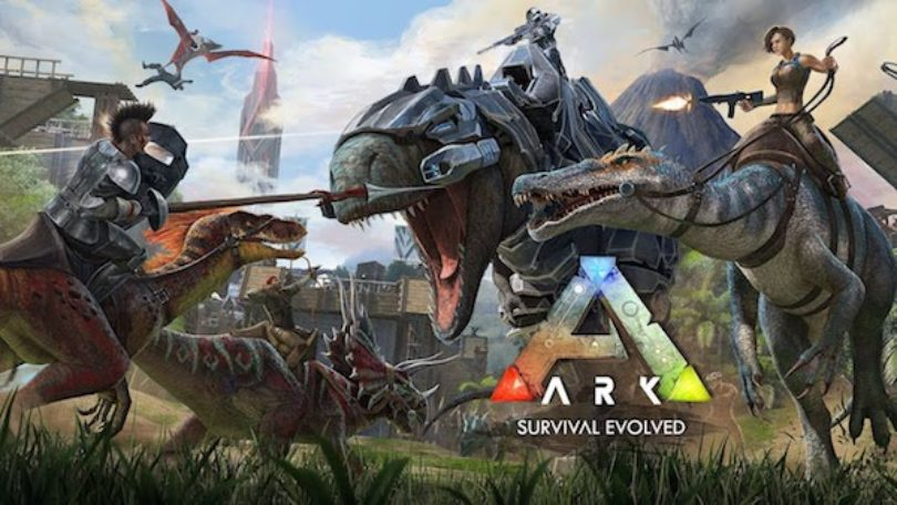 Ark Survival Evolved OS X