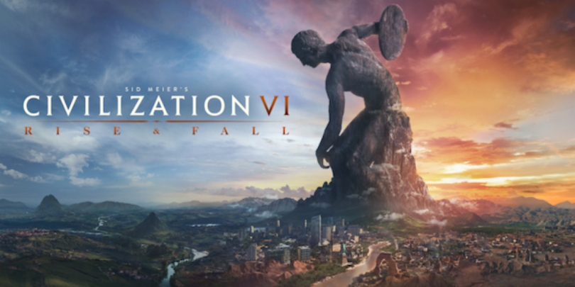 Civilisation VI Rise and Fall OS X