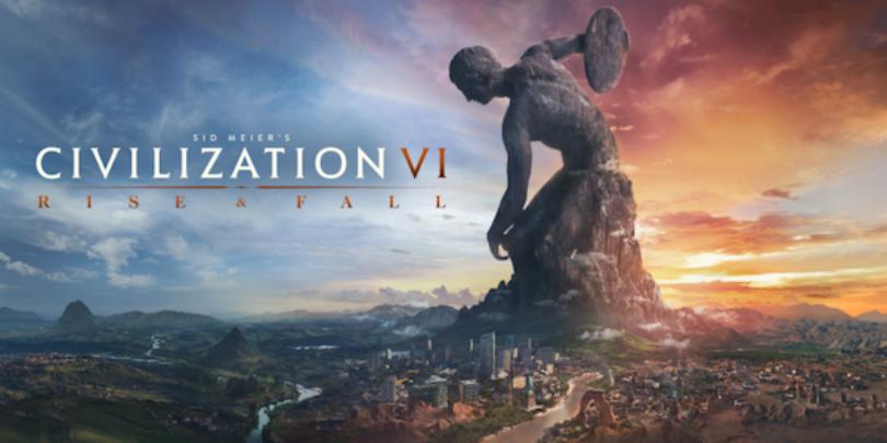 Civilisation VI Rise and Fall OS X