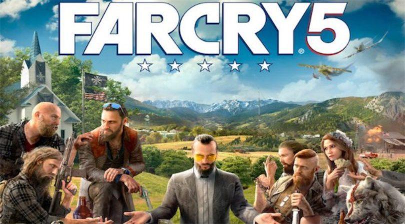 Far Cry 5 OS X